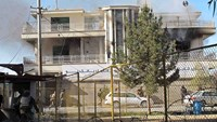 Gunfight breaks out at Afghan bank - police
