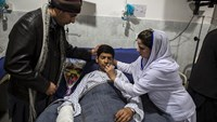 Pakistani student recounts school massacre