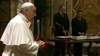 "Pope: ""We are happy"" with new Cuba-U.S relations"