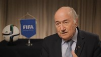Blatter says he convinced FIFA's executive committee to publish a more appropriate version of Garcia report