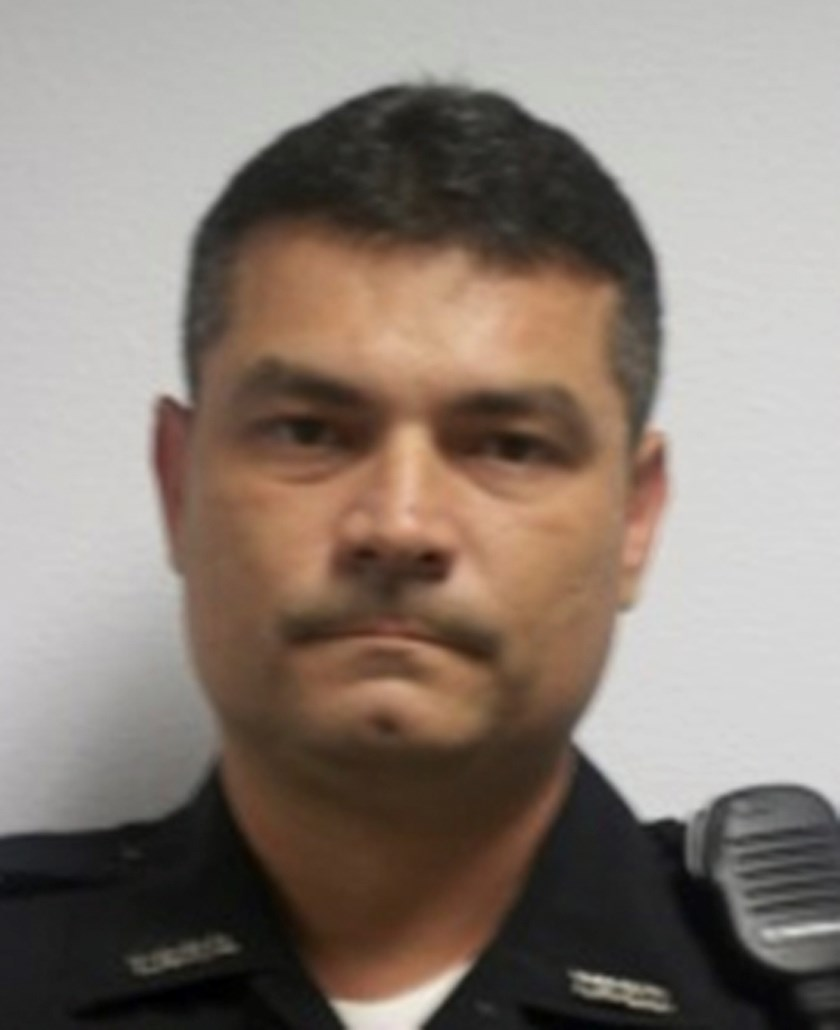Officer Charles Kondek, 45, is shown in this handout photo provided by the Penellas County Sheriff's Office in Tampa, Florida December 21, 2014. Photo: Reuters
