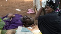 Ebola death toll hits new level in West Africa