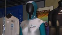 Australia hopes lost Freeman Olympic body suit recovered
