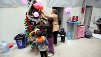 A grim Christmas for displaced Iraqis