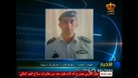 Jordan confirms pilot shot down and captured in Syria
