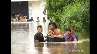 At least 24 dead in Sri Lanka flooding