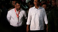 """Indonesian President prays for families to be given """"strength to face the disaster"""""""