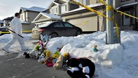 Police in Canada say gunman in mass killing had criminal record