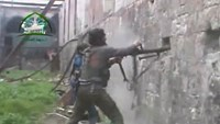Rebel groups clash with Assad's force in Syria