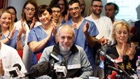 "Italy's only Ebola patient recovers, vows to ""finish what I started"""