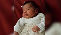 Infant missing from home where three adults shot