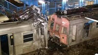 Over 100 injured in Rio train collision
