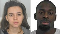 French shooting suspects knew each other