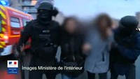 Police release video of Paris sieges as French ask 'what's next?'