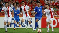 China come from behind to beat Uzbekistan in the Asian Cup
