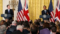 Obama, Cameron vow to take on 'poisonous ideology' of radical Islam