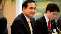 Thailand's Prime Minister Prayuth Chan-ocha. REUTERS