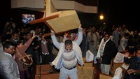 Scuffles break out in Nepal parliament