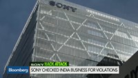 Sony probed its India business for alleged corruption