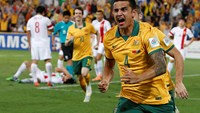 Australia beat China 2-0 in Asian Cup quarter-finals