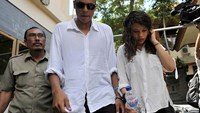 US couple presents defense in Bali suitcase murder case