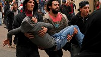 At least 15 killed in protests on anniversary of Egypt uprising