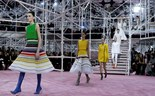A science fiction feel for Dior in Paris