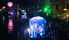 Venice Carnival kicks off with spectacle for the senses