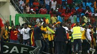 Ghana reporter fears more violence at African Cup of Nations final