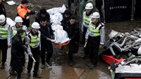 Another body found from Taiwan plane crash