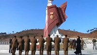 North Korea observes military anniversary