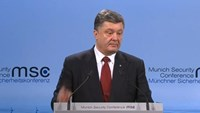 Ukraine and Russia's leaders speak out on ongoing conflict