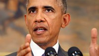 "Obama says resolution against IS is not ""another ground war"""