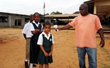 Back to school in Liberia
