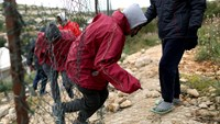 Italy struggles with migrant influx