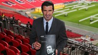 Mourinho proud of compatriot Figo's FIFA presidency campaign
