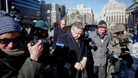 Former NY assembly speaker pleads not guilty to corruption charges