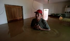 Hundreds homeless after heavy flooding in Bolivia