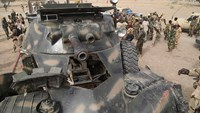 Chadian troops hunt down Boko Haram in Nigeria