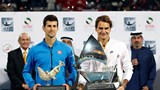Federer lauds rivalry with Djokovic after 20th win
