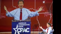 Kentucky Senator Rand Paul wins straw poll in boost to 2016 presidential prospects