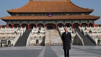 Prince William kicks off visit to China
