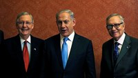 Israel's Netanyahu says Iran is threat to Israel, world