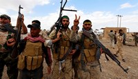 From eastern flank, Iran-backed force advances on Tikrit