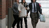 Survivors give first hand account of Boston bombing