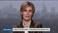 China overtakes N. Korea as Japan's top security concern