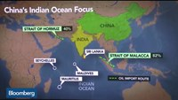 Modi tours Indian Ocean nations to keep China at bay