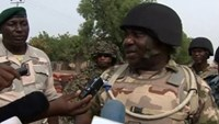 Nigeria 'pushing back militants'