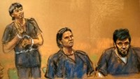 Three New York men plead not guilty to plot to aid Islamic State