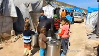 "Internally displaced Syrians ""miserable"" four years into civil war"